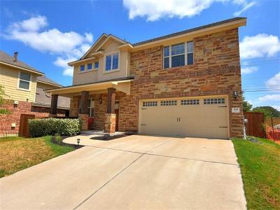 Single Family Home For Sale: 308 Banin Malone Ln