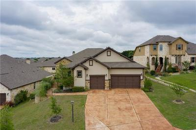 Austin Single Family Home For Sale: 207 Agave Bloom Cv