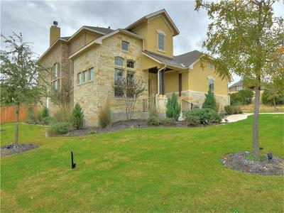 Austin Single Family Home For Sale: 18501 Empresa Pl