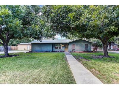 Austin Single Family Home For Sale: 10610 Macmora Rd