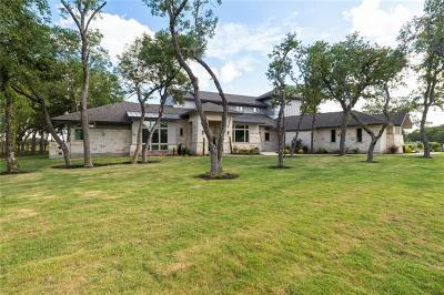Dripping Springs Single Family Home For Sale: 425 Bunker Ranch Blvd