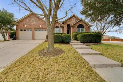 Pflugerville Single Family Home For Sale: 2301 Dunes Dr
