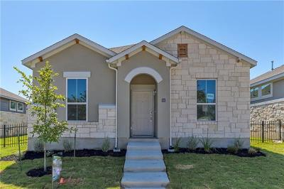 Round Rock Single Family Home For Sale: 2800 Joe Dimaggio Blvd #58