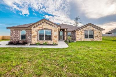 Salado Single Family Home For Sale: 4337 Green Creek Dr