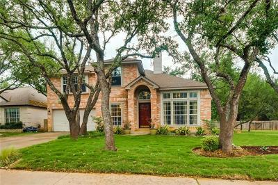 Cedar Park Single Family Home For Sale: 2613 Little Elm Trl