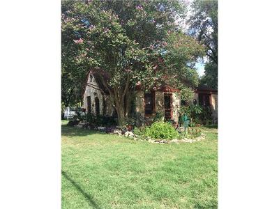 Austin Single Family Home For Sale: 1804 Treadwell St