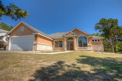 Canyon Lake Single Family Home For Sale: 829 Flaman Rd
