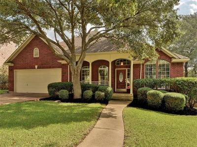 Austin Single Family Home For Sale: 5908 Back Bay Ln