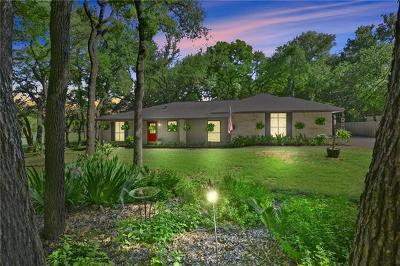 Manchaca Single Family Home For Sale: 415 Whitetail Dr