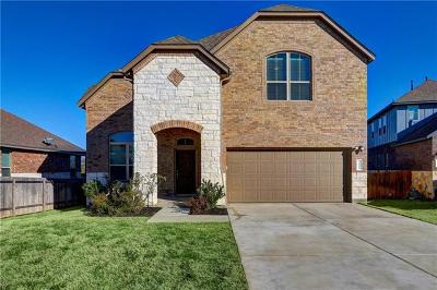 Leander Single Family Home For Sale: 3111 Tempe Dr