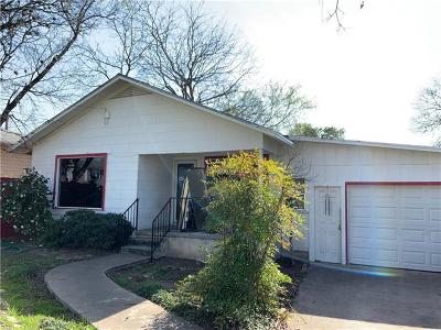 Austin Single Family Home For Sale: 4709 Delores Ave