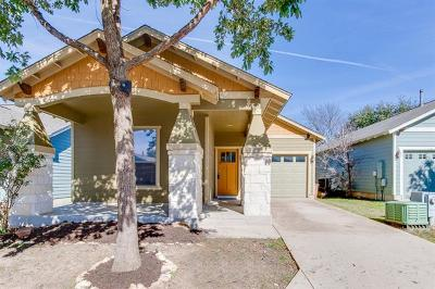 Austin Single Family Home For Sale: 2404 Independence Dr #B114