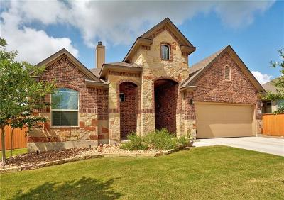 Pflugerville Single Family Home For Sale: 3009 Burcott Mill Rd