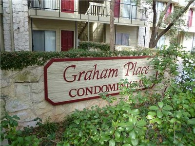 Condo/Townhouse Pending - Taking Backups: 708 Graham #207