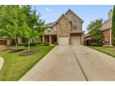Austin Single Family Home For Sale: 12513 Belcara Pl