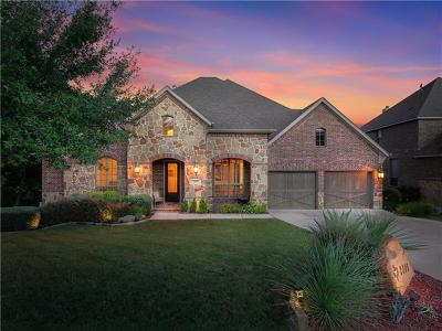 Leander Single Family Home For Sale: 2306 First Vw NW