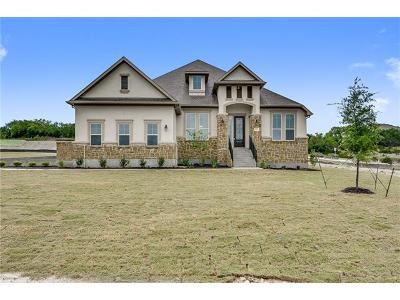 Austin Single Family Home For Sale: 503 Gato Del Sol Ave