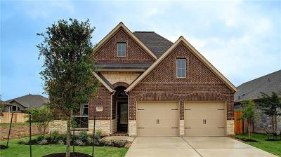 Georgetown Single Family Home For Sale: 308 Crossvine Trl