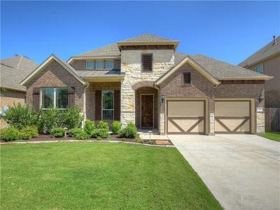 Buda Single Family Home For Sale: 432 Clear Springs Holw