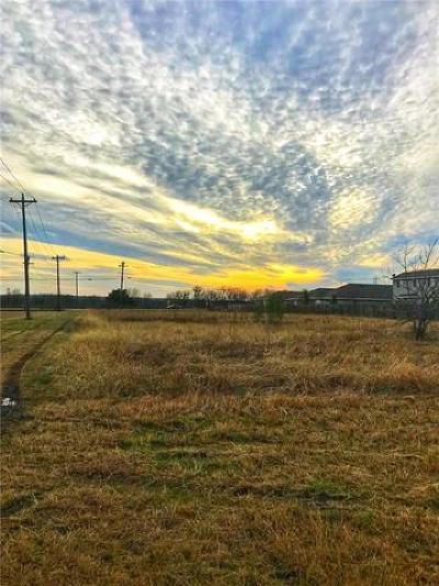 Manor Residential Lots & Land Pending - Taking Backups: 13114 Old Hwy 20