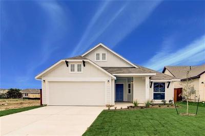 Liberty Hill Single Family Home For Sale: 113 Wild Sage Ln