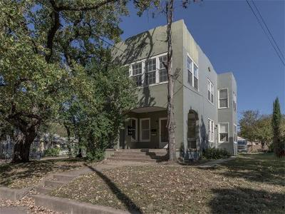 Single Family Home For Sale: 400 E 34th St