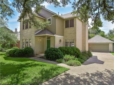 Hays County, Travis County, Williamson County Single Family Home For Sale: 6203 John Chisum Ln