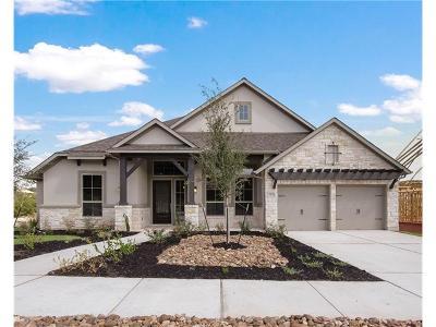 Georgetown Single Family Home Pending: 433 Rancho Sienna Loop