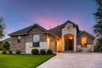 Travis County Single Family Home For Sale: 22200 Red Yucca Rd