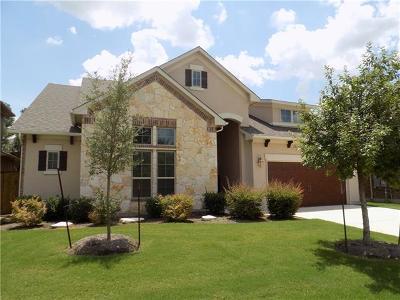 Georgetown Rental For Rent: 236 Galveston Island Ln