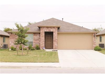 Elgin Single Family Home For Sale: 18336 Willow Sage Ln