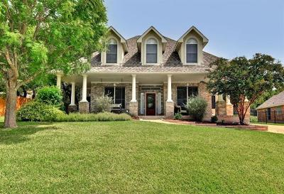 Austin Single Family Home For Sale: 11836 Portofino Dr
