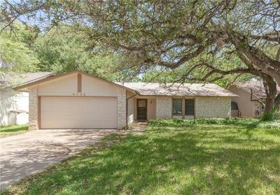 Travis County, Williamson County Single Family Home For Sale: 4702 Pelham Dr