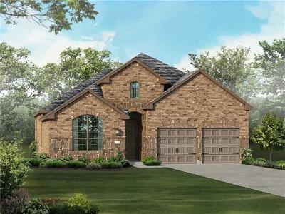 Round Rock TX Single Family Home For Sale: $394,755