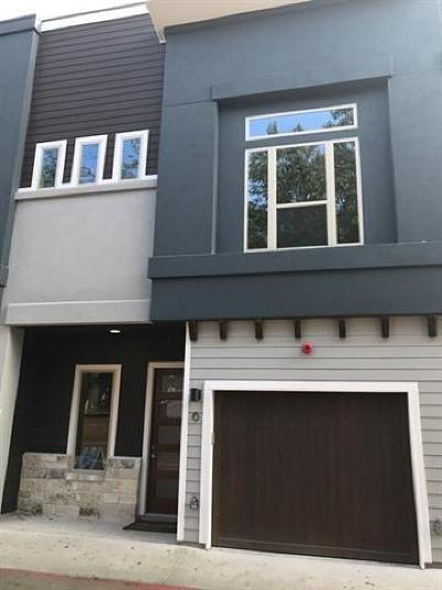 Travis County Condo/Townhouse For Sale: 404 W Alpine Rd #6