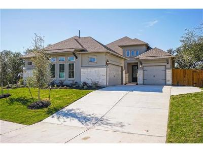 Lago Vista Single Family Home For Sale: 22009 Cross Timbers Bnd