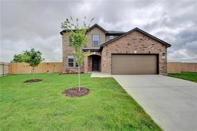 Round Rock Single Family Home For Sale: 7925 Arezzo Dr