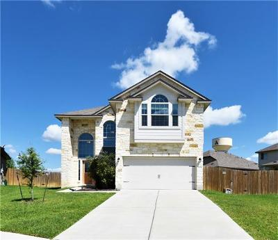 Killeen Single Family Home For Sale: 6805 Cool Creek Dr