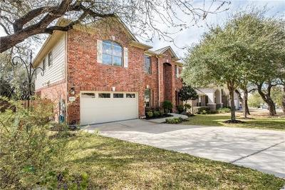 Cedar Park TX Single Family Home For Sale: $469,900