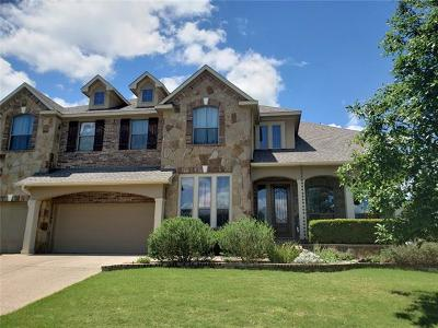 Austin Single Family Home For Sale: 409 Blazing Star Dr