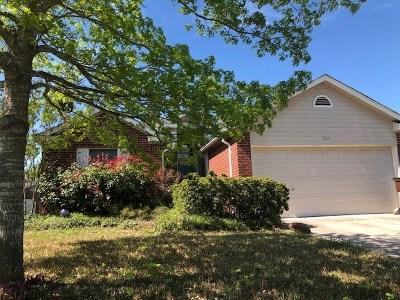 Lockhart Single Family Home Pending - Taking Backups: 225 Sunshadow Dr