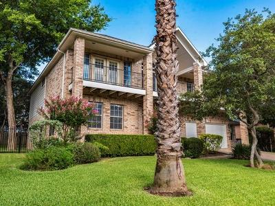 Austin Single Family Home Pending - Taking Backups: 9113 Evening Primrose Path