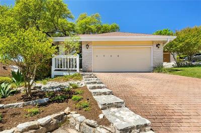 Austin Single Family Home Pending - Taking Backups: 6908 Cat Creek Run