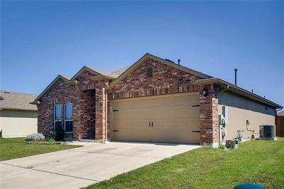 Hutto Single Family Home For Sale: 409 Foxglove Dr