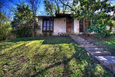 Austin Rental For Rent: 1900 Woodland Ave #A