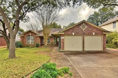 Austin Single Family Home Pending - Taking Backups: 6885 Auckland Dr