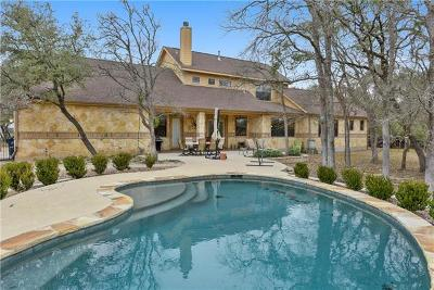 Williamson County Single Family Home Pending - Taking Backups: 432 Spears Ranch Rd