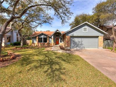 Cedar Park Single Family Home For Sale: 1601 Honeyweed St