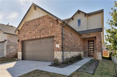 Cedar Park TX Single Family Home For Sale: $325,200