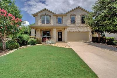 Pflugerville Single Family Home For Sale: 2500 Quiet Water Pass